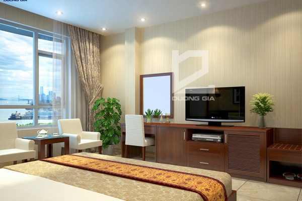 Không gian khách sạn KSDG2