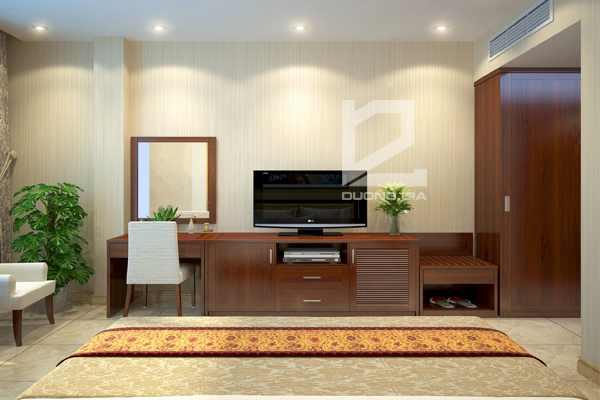Mẫu thiết kế khách sạn KSDG01