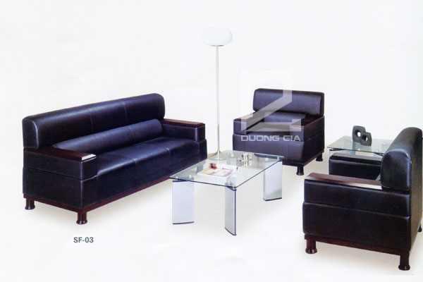 Bàn ghế sofa nhập khẩu SFNK04