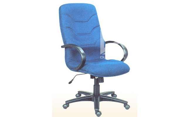 Ghế văn phòngG602B đệm tựa bọc nỉ hiện đại