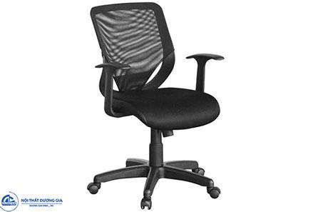 Ghế văn phòng GX07-N thiết kế sang trọng, hiện đại