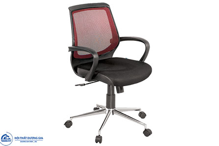 Ghế văn phòngGX09.1-M tựa lưới thông thoáng, hiện đại