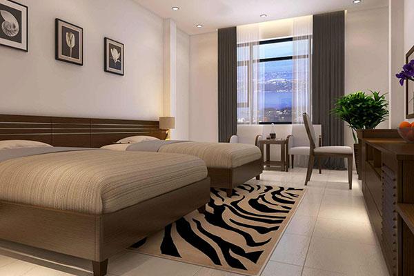 Mẫu thiết kế nội thất khách sạn đẹp KS-DG02