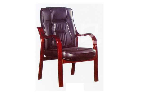 Ghế phòng họp gỗ tự nhiênDG06E  hiện đại, sang trọng