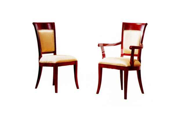 Ghế phòng họp gỗ tự nhiênDG909 lịch sự, hiện đại