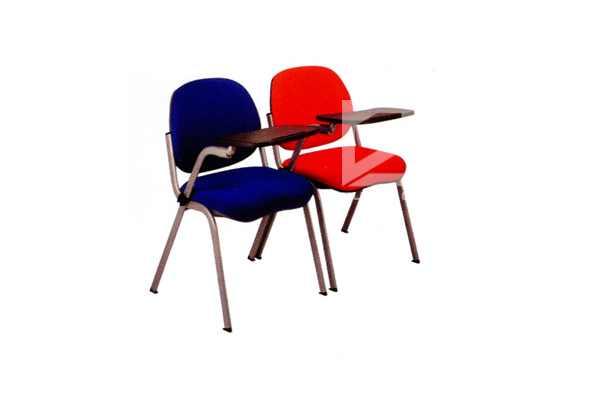 Ghế phòng họp DG-BGC42 thiết kế kèm theo bàn viết