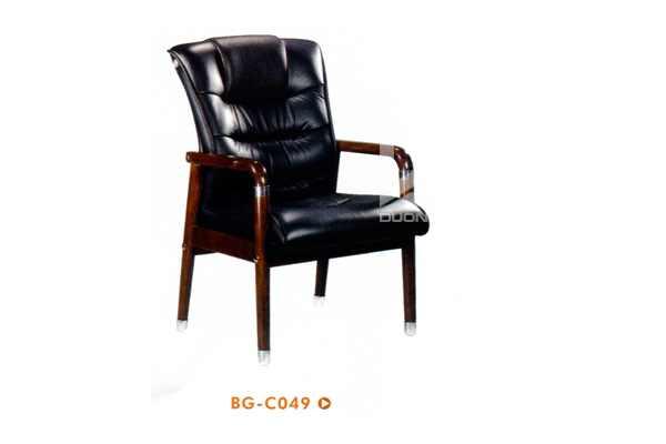 Ghế phòng họp gỗ tự nhiên DG-BGC49 cao cấp