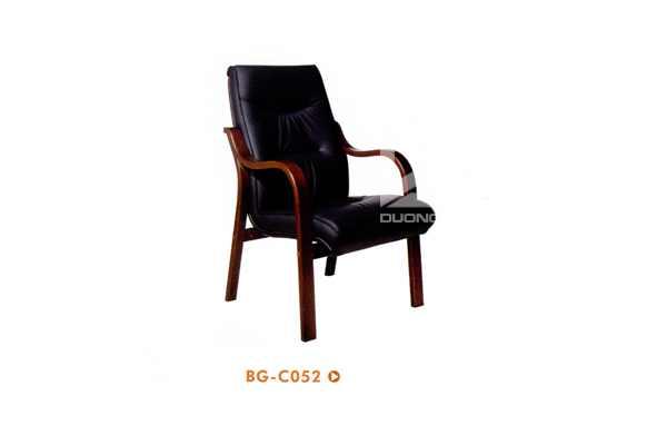 Ghế phòng họp gỗ tự nhiên DG-BGC52 đẹp, chất lượng