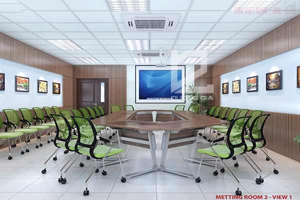 Phòng họp Canon Thăng Long