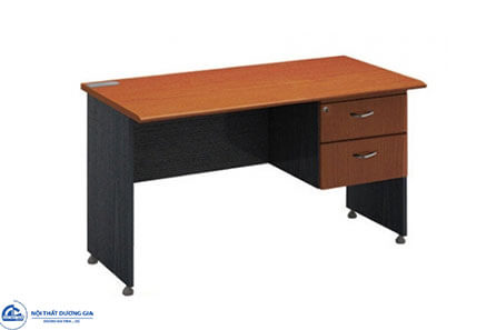 Bàn văn phòng CF1200H Laminate tiêu chuẩn, giá rẻ