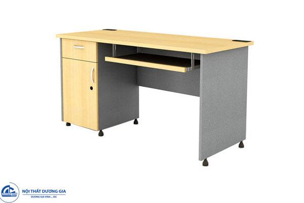 Bàn văn phòng CUE1207L bền đẹp, giá thành rẻ.