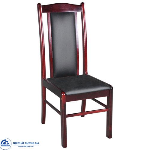Ghế hội trường gỗ tự nhiên GHT11 trang nghiêm, lịch sự