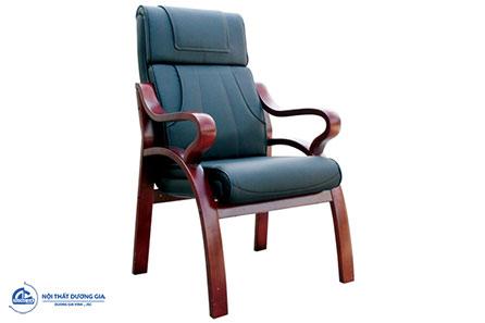 Ghế phòng họp gỗ tự nhiên GH07 cao cấp, hiện đại