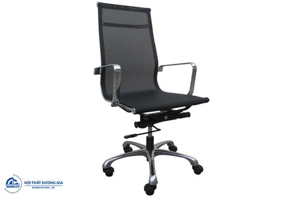 Ghế Giám đốc GL304 thiết kế đơn giản, sang trọng