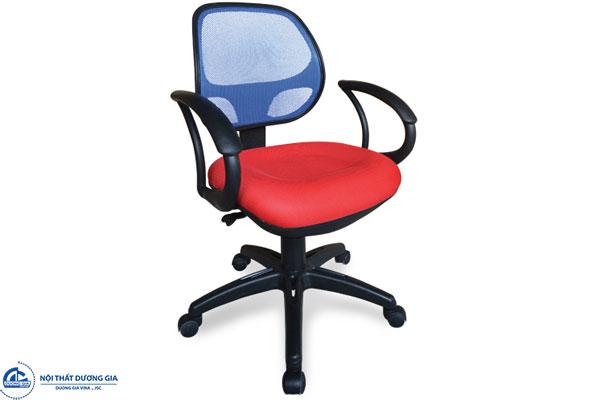 Ghế lưới văn phòng GL101 cao cấp, chính hãng