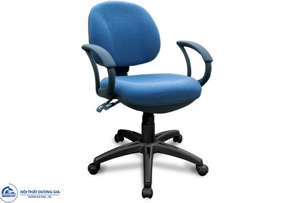 Ghế văn phòng SG527 lưng trung hiện đại
