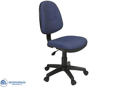 Ghế văn phòng SG550 không tay hiện đại, giá rẻ