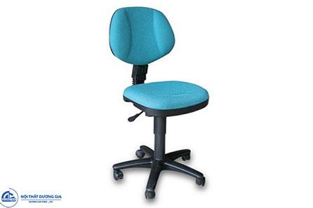Ghế văn phòng SG555K không tay hiện đại, giá rẻ