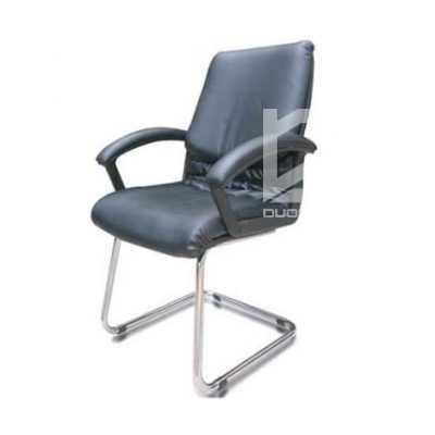 Ghế phòng họp chân quỳ SL900M bọc da cao cấp