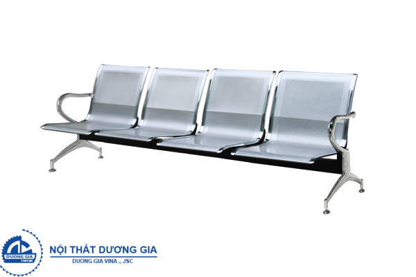 Ghế phòng chờ tôn đột lỗ GPC02-4