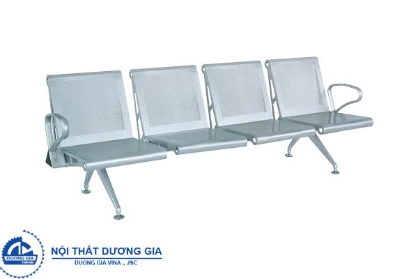 Ghế phòng chờ tôn đột lỗ GPC03-4