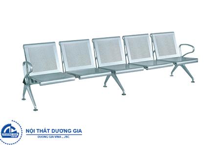 Ghế phòng chờ tôn đột lỗ GPC03-5