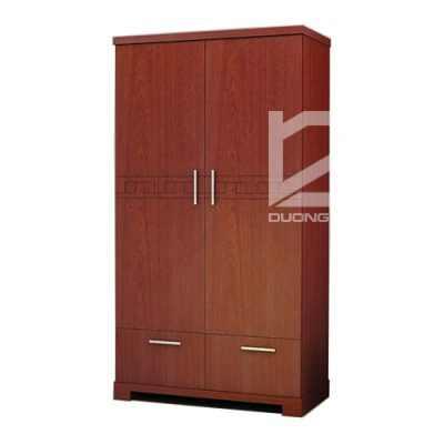 Tủ quần áo TA2B2N 2 buồng, 2 ngăn tiện lợi