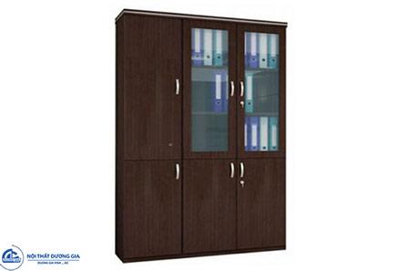 Tủ Giám đốc TGD8550L thiết kế đơn giản, hiện đại