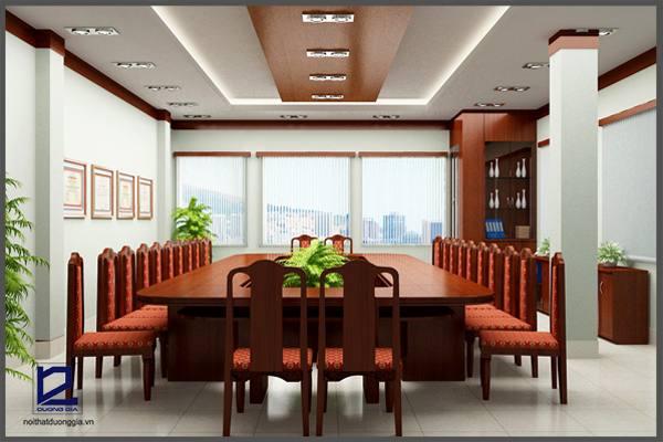 Mẫuthiết kế phòng họp PH-DG10 (góc chụp 2)