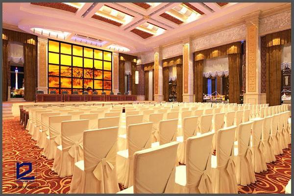 Thiết kế hội trường khách sạn FIVITEL HT-DG18 góc 2
