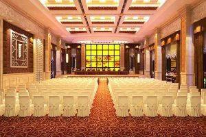 Thiết kế hội trường khách sạn FIVITEL HT-DG18