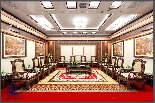 Thiết kế nội thất phòng khánh tiếtKT-DG11 đẳng cấp