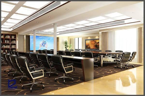 Chất liệu ghế cho phòng họp cũng cần được quan tâm