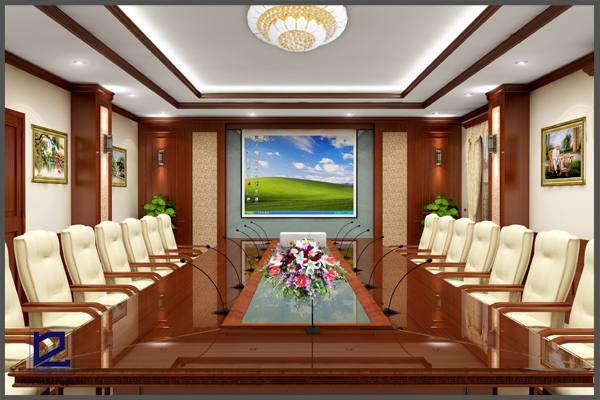 Mẫu thiết kế phòng họpPH-DG07 (góc chụp 1)