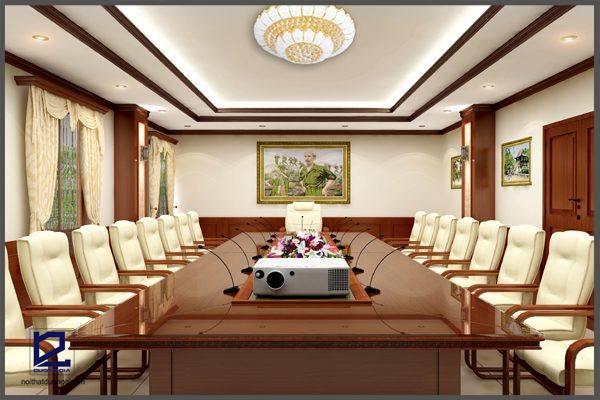 Mẫu thiết kế phòng họpPH-DG07