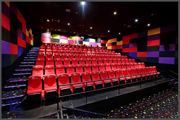 Thiết kế thi công hội trường rạp chiếu phim phải chú ý đến chất lượng