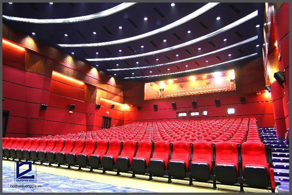Công ty thiết kế thi công hội trường rạp chiếu phim UY TÍN tại Hà Nội