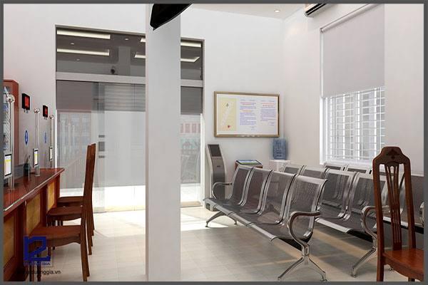 Mẫu thiết kế nội thất văn phòng VP-DG11 (góc chụp 2)