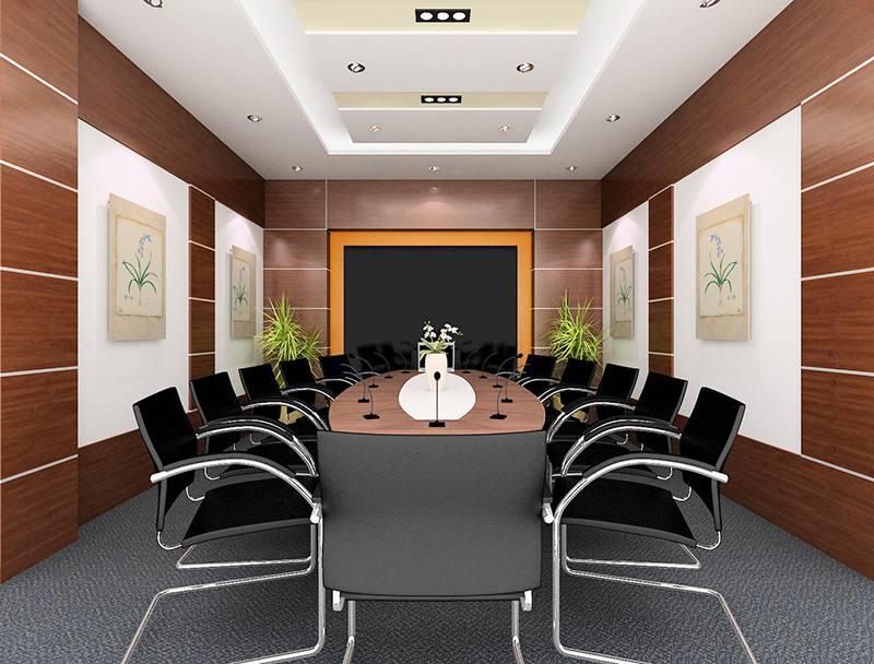Lưu ý khi lắp đặt ánh sáng cho phòng họp