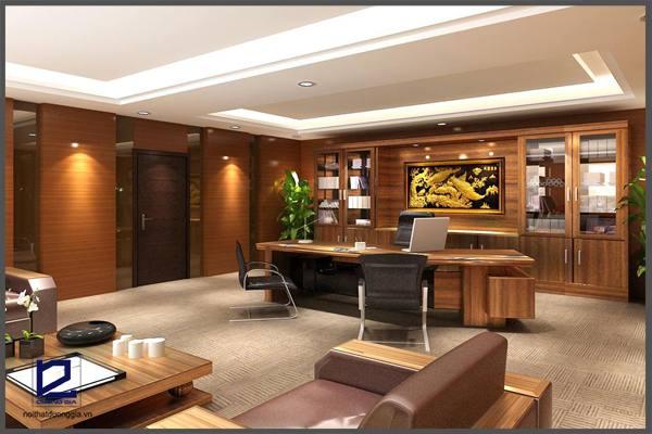 Những điều cần lưu ý khi thiết kế nội thất văn phòng theo phong thủy