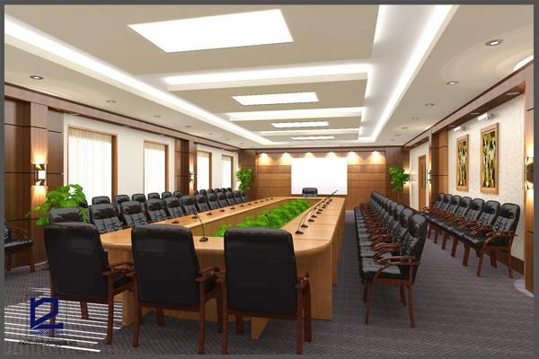Mẫu thiết kế nội thất phòng họpPH-DG14 (ảnh 3)