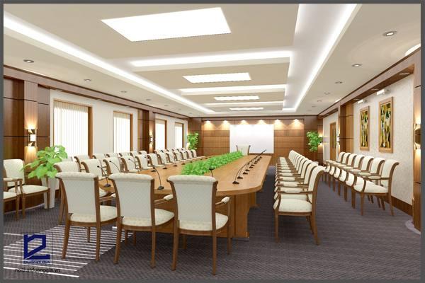 Mẫu thiết kế nội thất phòng họpPH-DG14 (ảnh 1)