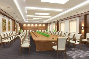Mẫu thiết kế nội thất phòng họpPH-DG14