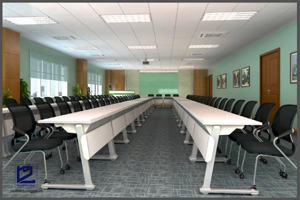 Mẫu thiết kế phòng họpPH-DG03 (góc chụp 2)