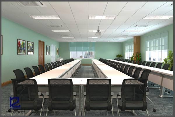Mẫu thiết kế phòng họpPH-DG03 (góc chụp 1)