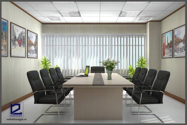 Mẫu thiết kế phòng họp PH-DG06 (góc chụp 1)