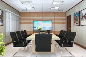 Mẫu thiết kế phòng họp PH-DG06
