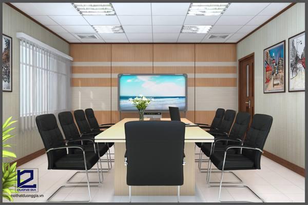 Mẫu thiết kế phòng họp PH-DG06 (góc chụp 2)