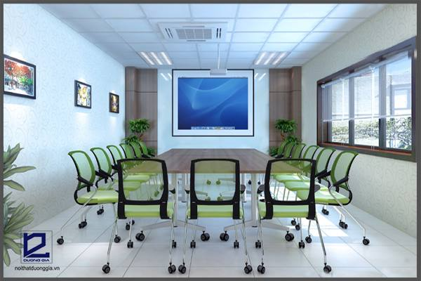 Mẫu thiết kế phòng họpPH-DG05 (góc chụp 1)