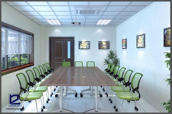 Mẫu thiết kế phòng họpPH-DG05 (góc chụp 2)